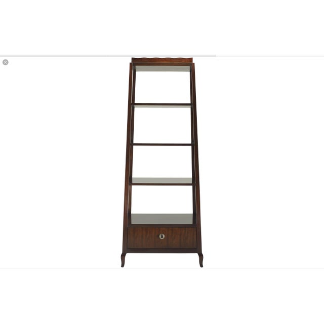 Brown Barbara Barry for Henredon Elegant Etagere For Sale - Image 8 of 8