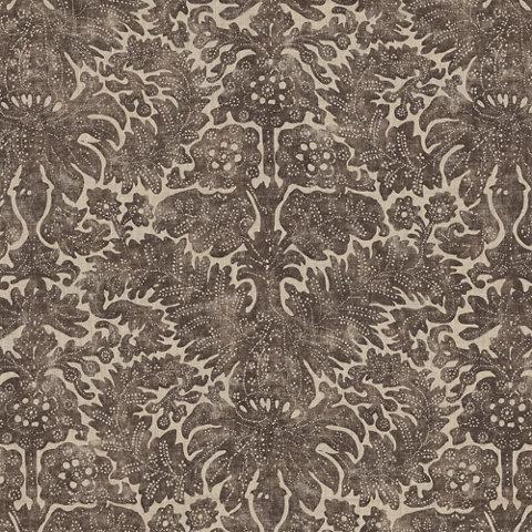 Ralph Lauren Ralph Lauren Linen Batik Pillow Covers - a Pair For Sale - Image 4 of 5