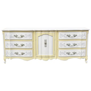 John Widdicomb French Style Sideboard For Sale