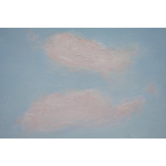 Contemporary Cloud Study 'Dance' Contemporary Painting by Stephen Remick For Sale - Image 3 of 8