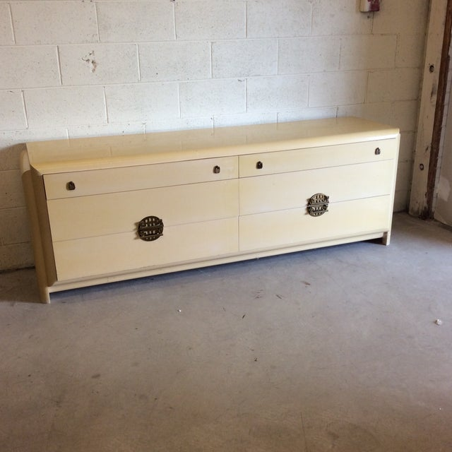 Romweber Asian-Style Dresser For Sale - Image 11 of 11