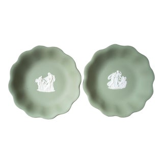 Vintage Wedgwood Shallow Bowls - Set of 2 For Sale