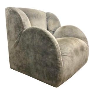 Vintage Ceretti, DeRossi & Rosso Lounge Chair For Sale