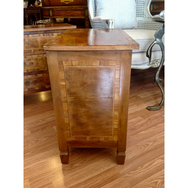 Pair of Italian Chair Side Chests For Sale - Image 9 of 13