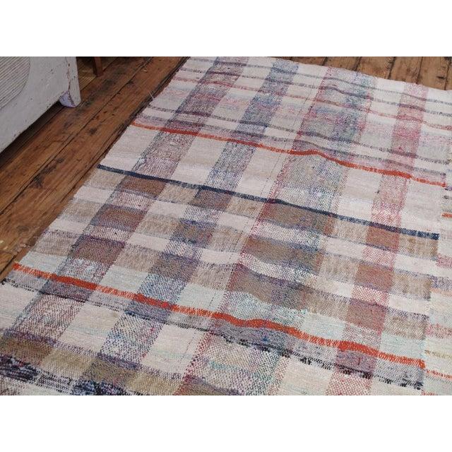 Traditional Pala Kilim For Sale - Image 3 of 6