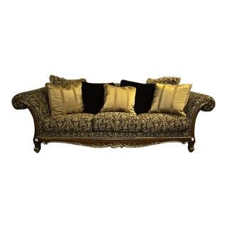 Vintage Mid-Century Henredon Sofa For Sale