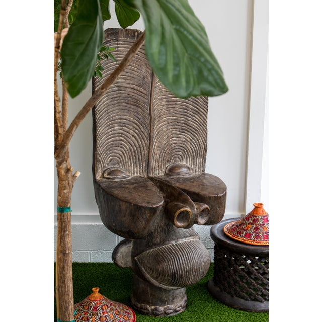 African Chief Chair For Sale - Image 4 of 4