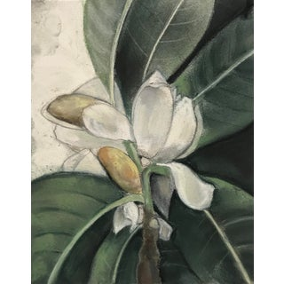 Flower Drawing by Marianne Stikas For Sale