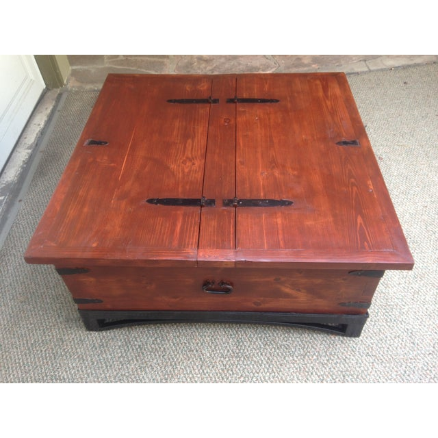 Trunk Coffee Table - Image 3 of 6