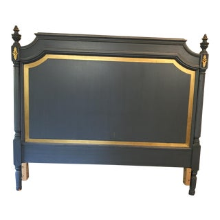 Gustavian Swedish Full Sized Christinelund Headboard For Sale