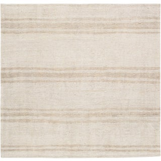 "Turkish Pasargad Kilim Hemp Rug - 5'9"" X 6' For Sale"
