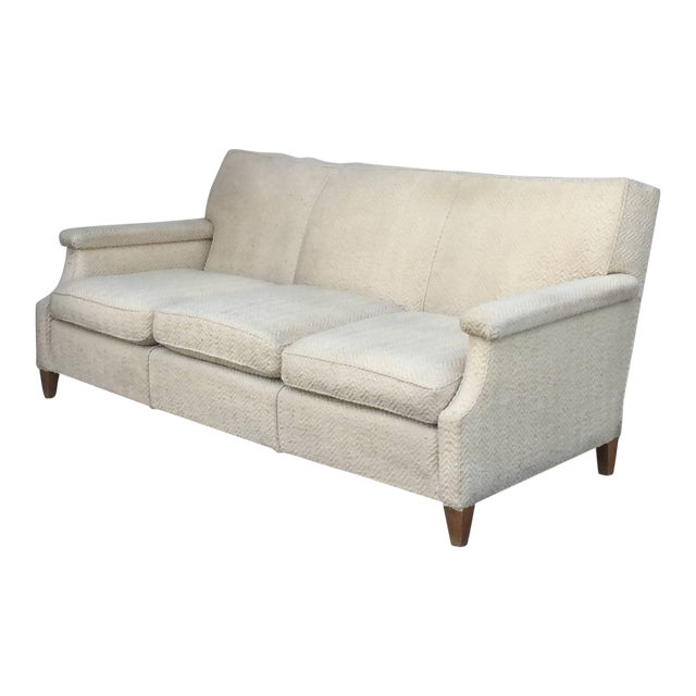 1950s Vintage French Sofa For Sale