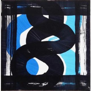 "Len Klikunas ""Rondo"" Original Painting For Sale"
