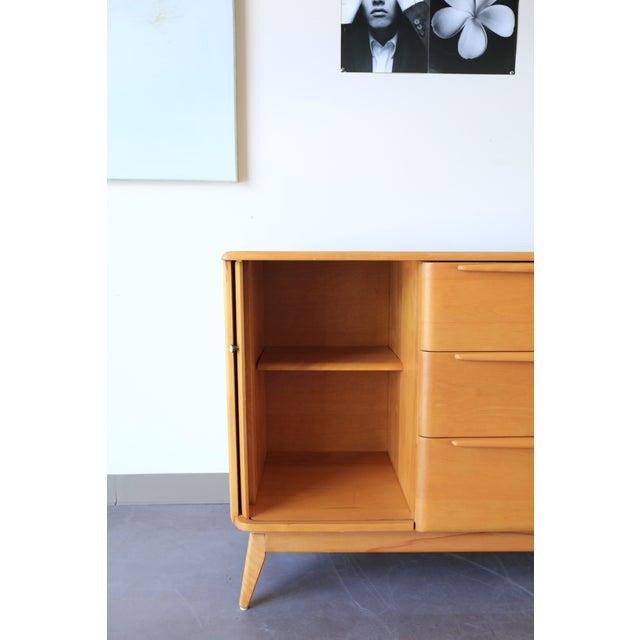 Vintage Heywood-Wakefield Low Dresser - Image 8 of 11