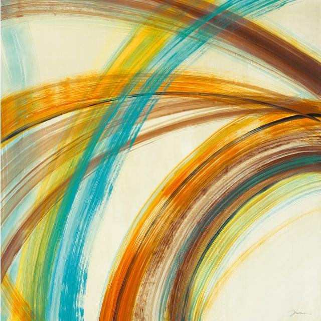 "Liz Jardine ""Far Far Away"" Painting - Image 1 of 3"