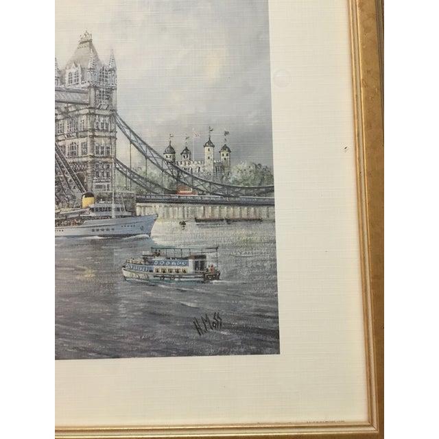 H.Moss Vintage London Prints - Set of 4 - Image 8 of 11