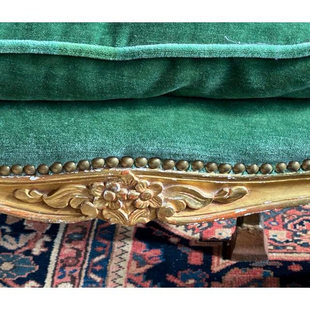 19th Century 19th Century Louis XVI Tabouret - Ottoman For Sale - Image 5 of 10
