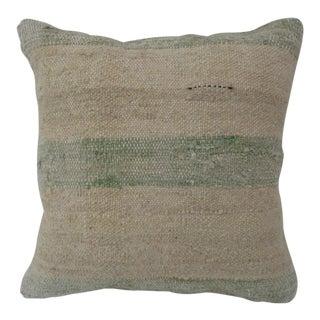 Vintage Kilim Pillow Cover For Sale