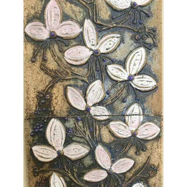 Ceramic Tile Wall Art by Victoria Littlejohn For Sale In Palm Springs - Image 6 of 8
