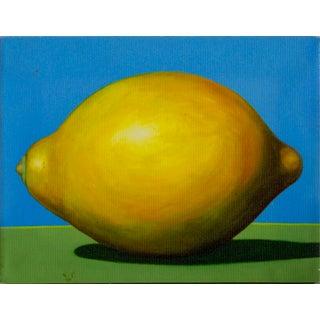 "Bill Chisholm, ""Lemon"", Giclee on Canvas For Sale"