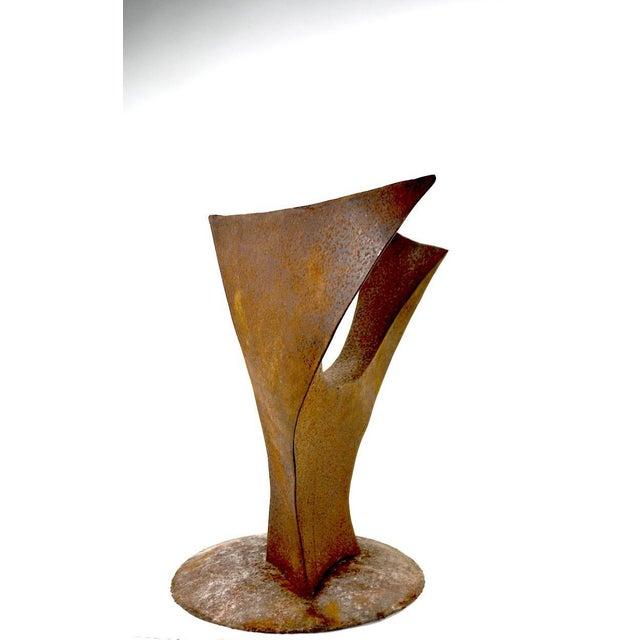 Brutalist Sculpture by Noted Artist Jack Hemenway For Sale - Image 4 of 13