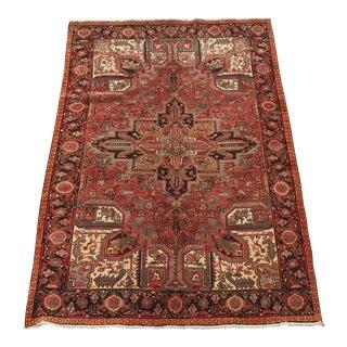 Vintage Persian Rug - 6′10″ × 9′7″