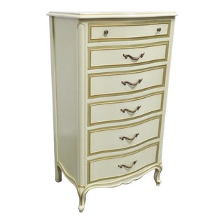 Drexel French Provincial Lingerie Chest