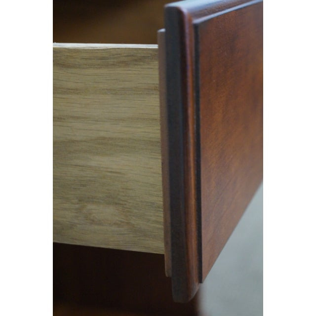Eddie Bauer for Lane Traditional 1 Drawer Nightstand For Sale In Philadelphia - Image 6 of 10