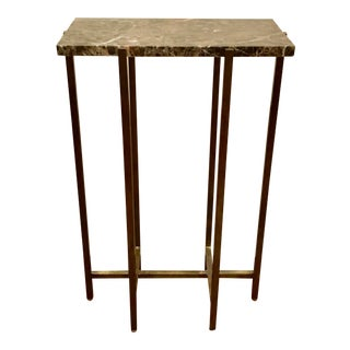Modern Interlude Home Laurent Rectangular Drinks Table