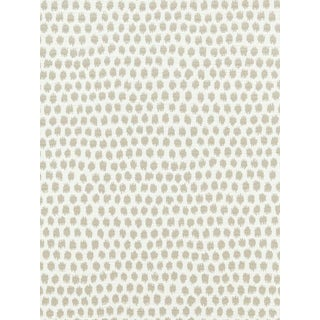 Scalamandre Dot Weave, Sand Fabric For Sale