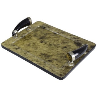 20th Century Vintage Fur Tray by Galena For Sale