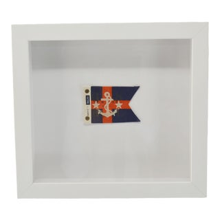Ralph Lauren Polo Patch, Framed For Sale