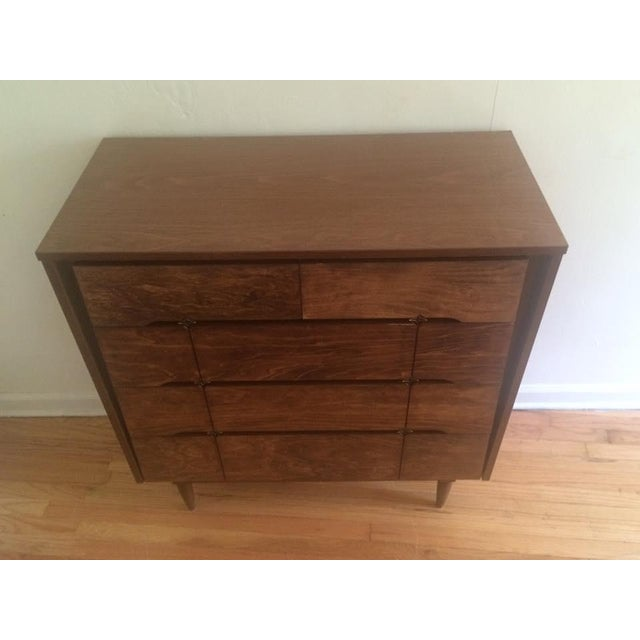 Kroehler Highboy Dresser - Image 7 of 9