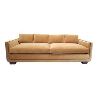 Modern Martin and Brockett Streamline Harrison Sofa For Sale