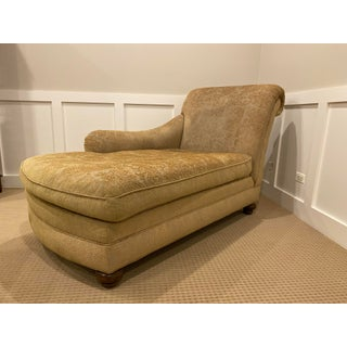 1990s Vintage Upholstered Chaise Preview