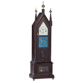 Vintage Cathedral Clock Made in West Germany