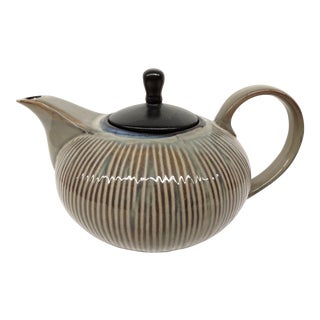 Hand Thrown Tea Pot For Sale