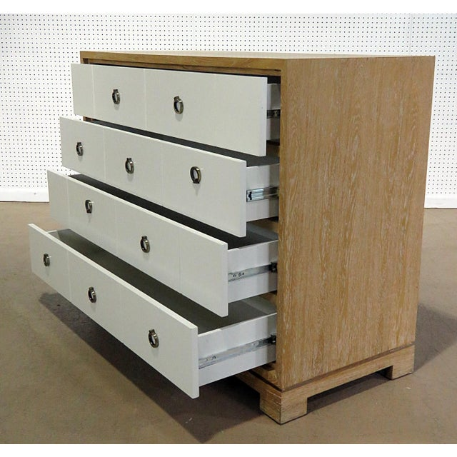 Mid-Century Modern Chest of Drawers For Sale - Image 4 of 13