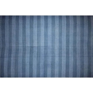 "Egyptian Striped Kilim - 9'10"" X 14'9"" For Sale"