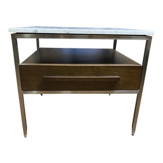 Contemporary Mitchell Gold Tribeca Side Table For Sale