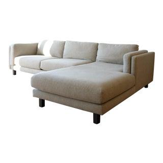 """Holden Custom 114"""" Sofa With Arm Chaise"""