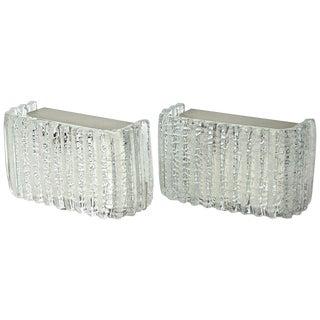 Pair of Wall Lights by Kaiser Leuchten For Sale
