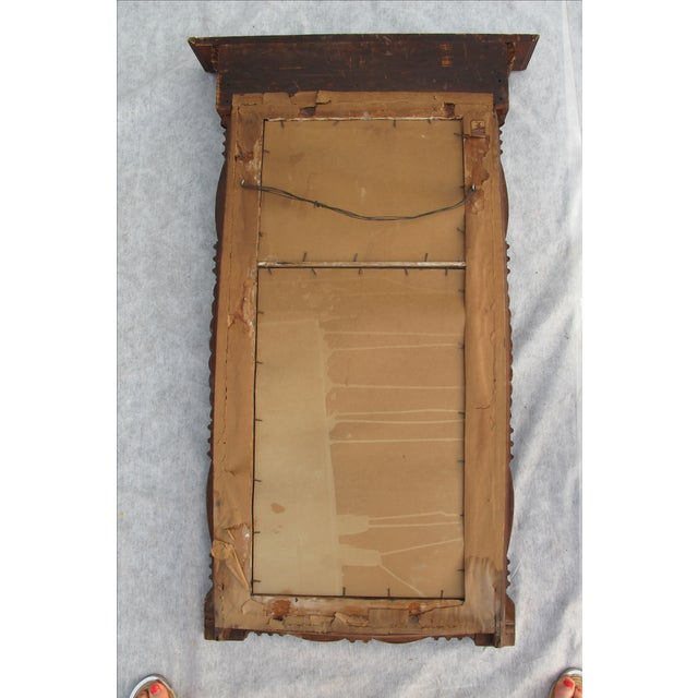 Large Federal Style Mirror For Sale - Image 11 of 11