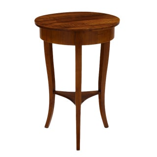Antique Directoire Style Side Table For Sale