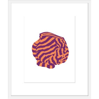 "Medium ""Aubergine Knot 1"" Print by Angela Chrusciaki Blehm, 25"" X 30"""