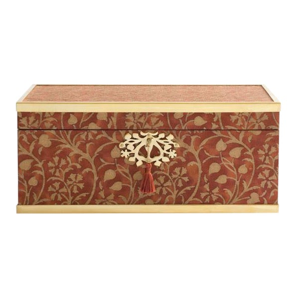 l'Objet for Fortuny Jewelry Box in Granada For Sale
