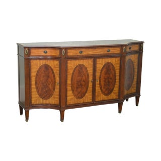 Ethan Allen Mahogany Inlaid Easton Sideboard