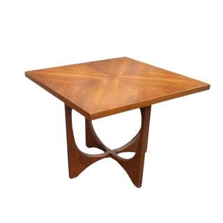 Vintage Mid-Century Broyhill Brasilia Side Table For Sale
