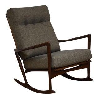 Ib Kofod Larsen for Selig Rocking Chair