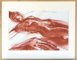 Image of Burnt Umber Drawings